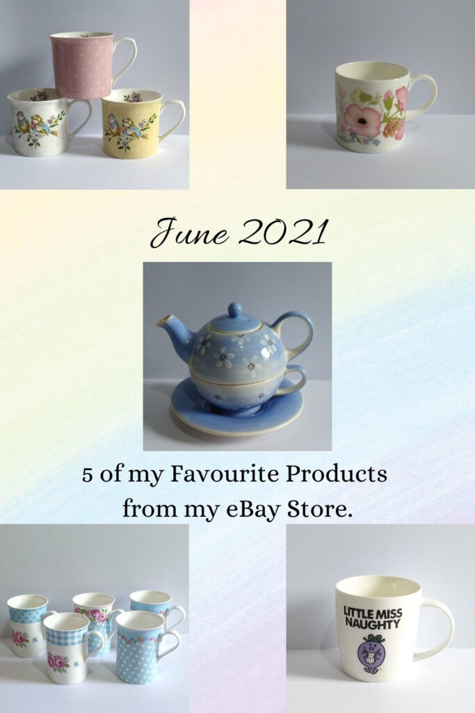 5 of my favourite Products from my eBay Store