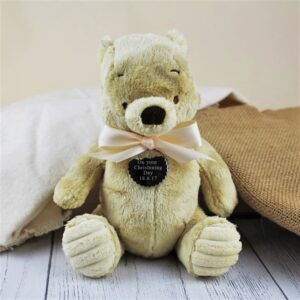 Personalised Classic Winnie The Pooh