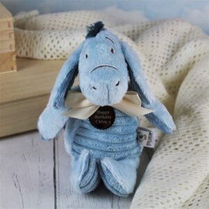 Personalised Classic Eeyore Soft Toy