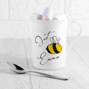 Just Bee You Bone China Mug