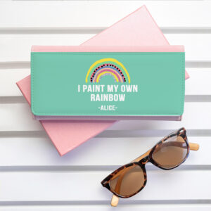 My Own Rainbow Pink Wallet